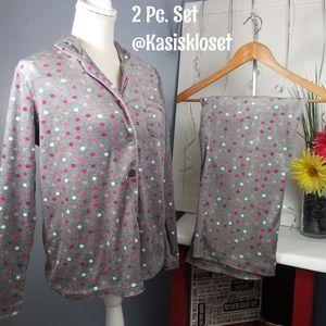 Secret Treasures Sleepwear 2pc Pajama Set Sz M